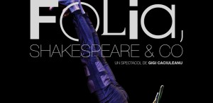 """Folia, Shakespeare & CO"", de Gigi Căciuleanu, la TNB"