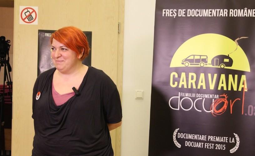 Caravana Docuart face următoarea oprire la Târgu Jiu