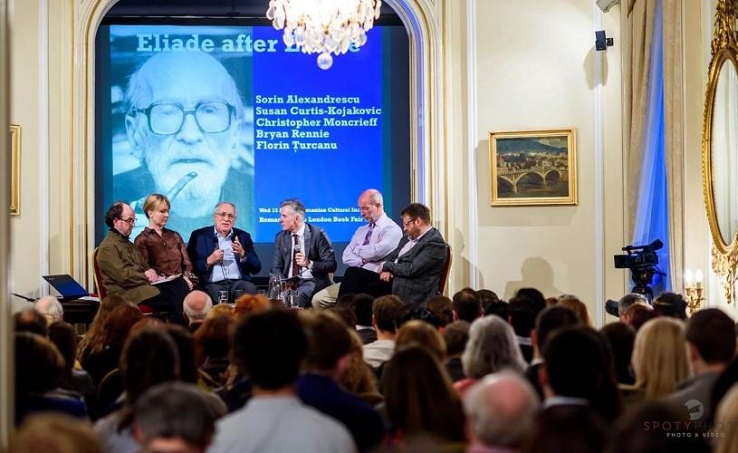 Întoarcerea lui Mircea Eliade la Londra