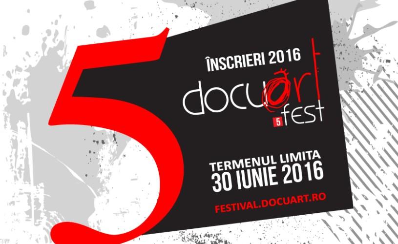 A 5-a ediție de București Docuart Fest așteaptă să își cunoască participanții