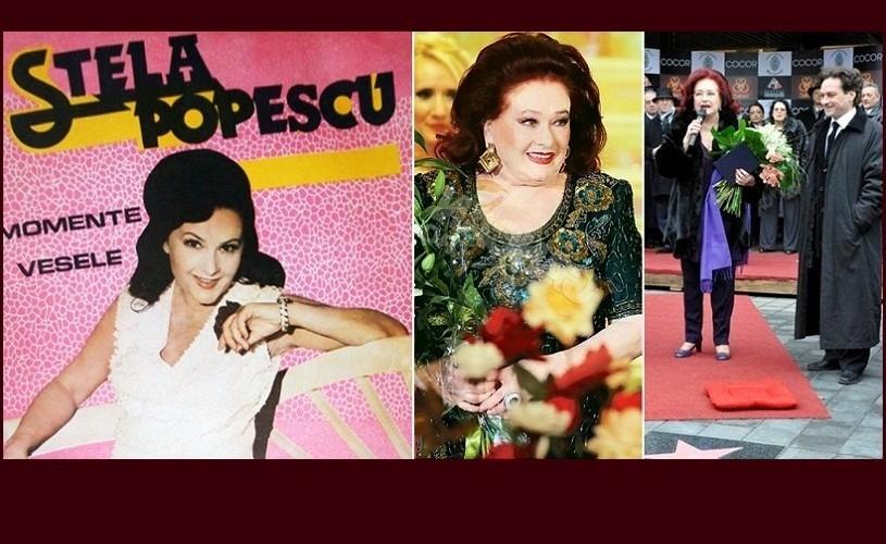 """Se înfiinţează Teatrul """"Stela Popescu"""""""
