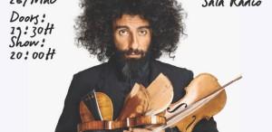 Ara Malikian - un violonist rebel în București