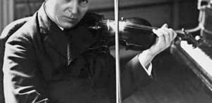 George Enescu promovat la Varșovia