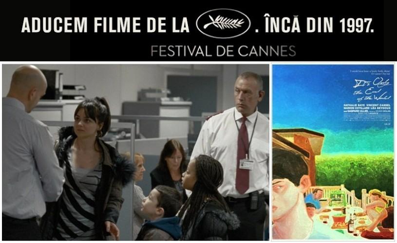 Palme d'Or și Grand Prix, în cinematografele din România via Independența Film