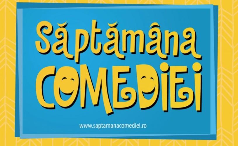 Astăzi începe Săptămâna Comediei la Brașov