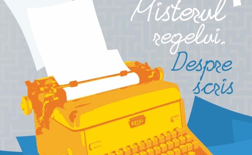 """,,Misterul regelui. Despre scris"""", de Stephen King – una dintre cele mai influente cărți despre literatură"""