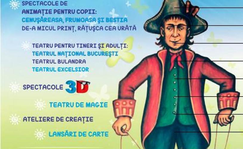 """Galați se pregătește de Festivalul Internațional de Animație """"Gulliver"""""""