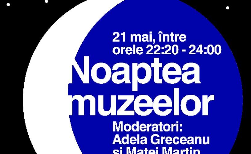 Noaptea Muzeelor, în direct la Radio România Cultural, de la Muzeul Național de Artă