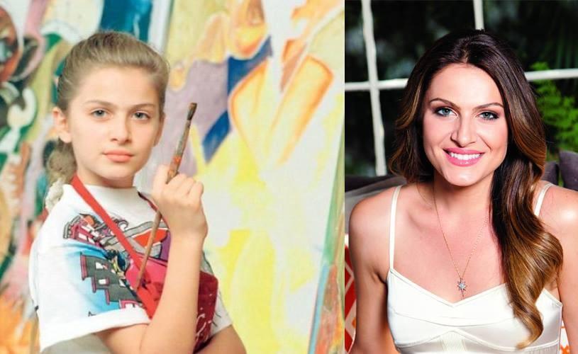 """Alexandra Nechita, """"Micuța Picasso"""", are acum 30 de ani"""