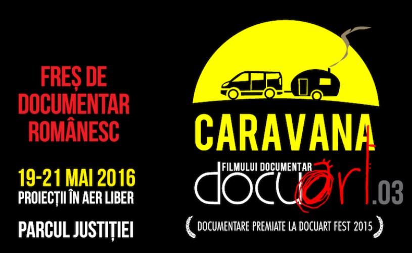 Caravana Docuart 2016 se încheie la Timișoara