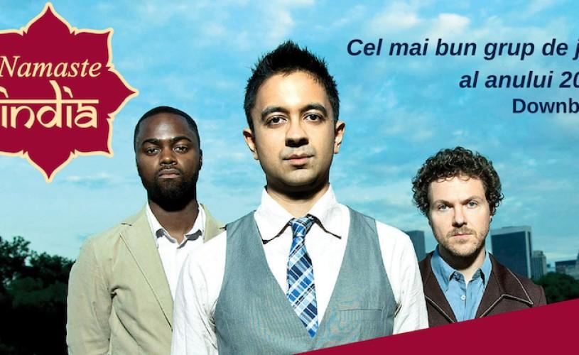 Vijay Iyer Trio, cel mai bun grup de jazz al anului 2015, vine la Bucureşti