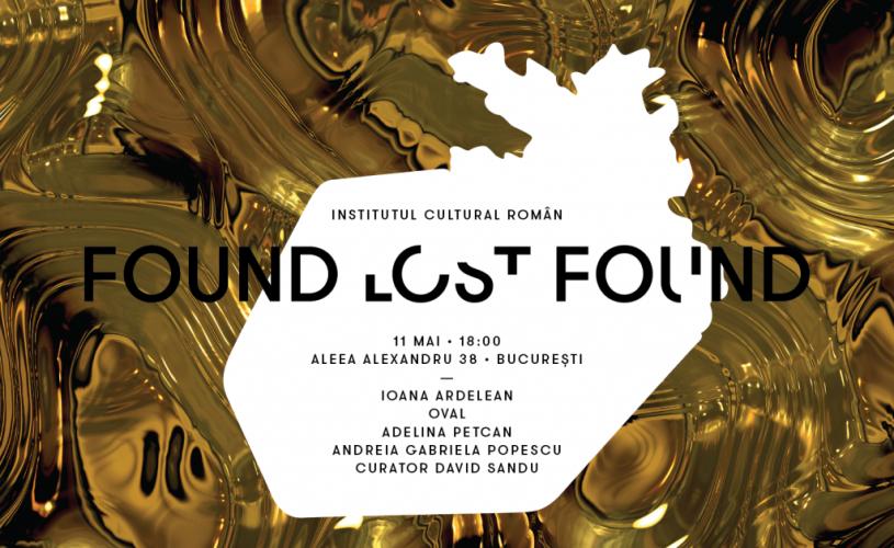 Expoziția premiată la London Fashion Week – FOUND.LOST.FOUND ajunge în România