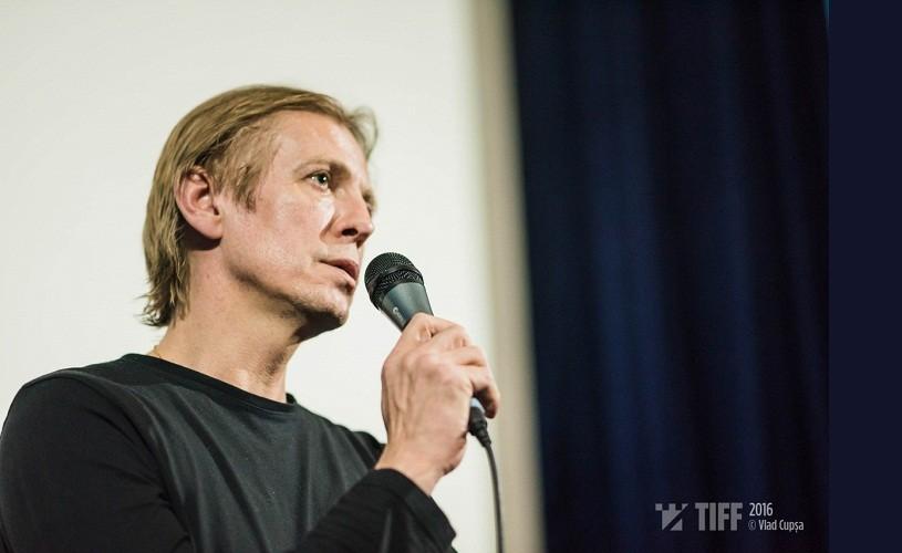 """INTERVIU Sharunas Bartas: """"Îi las pe oameni să aleagă ceea ce vor să înţeleagă şi să simtă"""""""