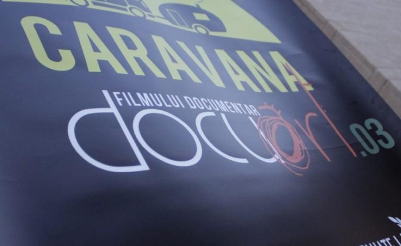 Caravana Docuart 2016, 6-7 mai, la Cluj
