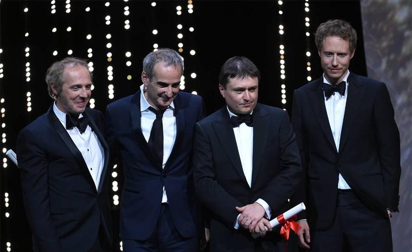 """Cristian Mungiu, premiul pentru regie la Cannes pentru """"Bacalaureat"""""""