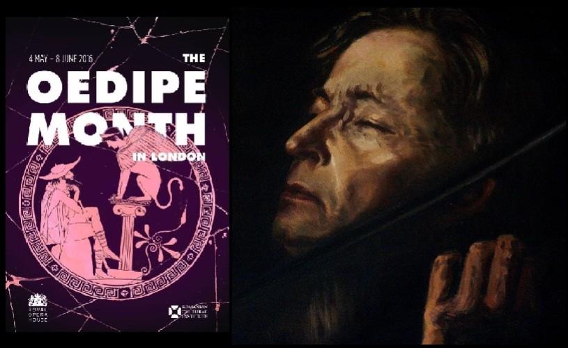 """""""Oedip"""" în premieră la Covent Garden şi ICR Londra"""