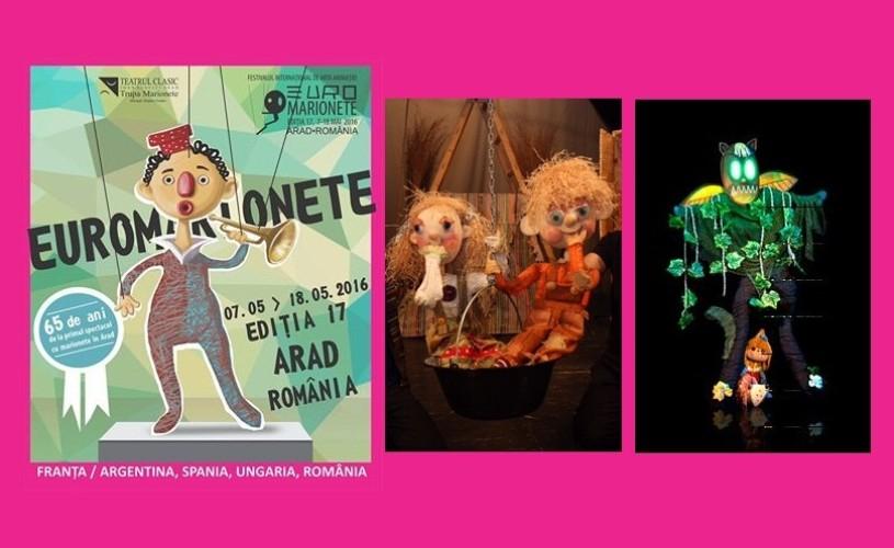 65 de ani de teatru de marionete la Arad