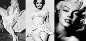 90 ani de la nașterea actriței Marilyn Monroe