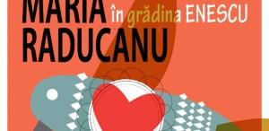 Jazz caritabil cu Maria Răducanu, în Grădina Enescu