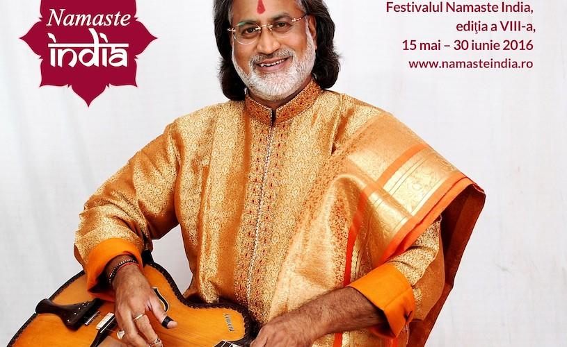 """""""Întâlnire pe Gange"""" – concert de muzică clasică indiană"""