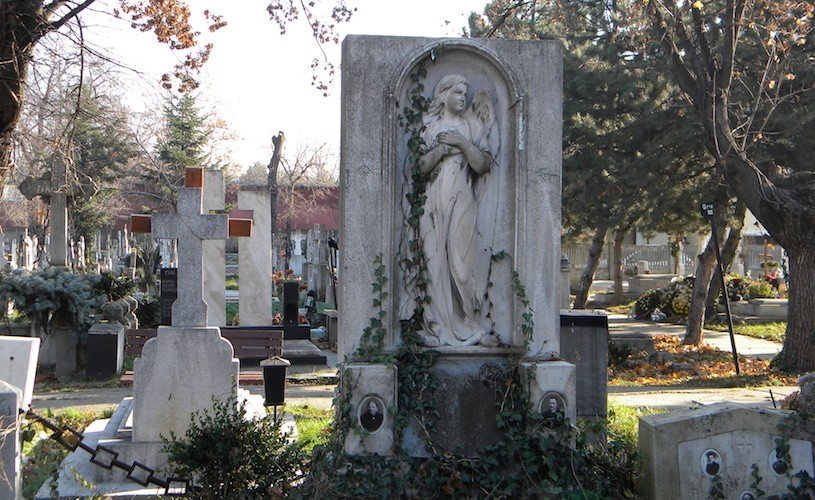 Bellu – o necropolă emblematică