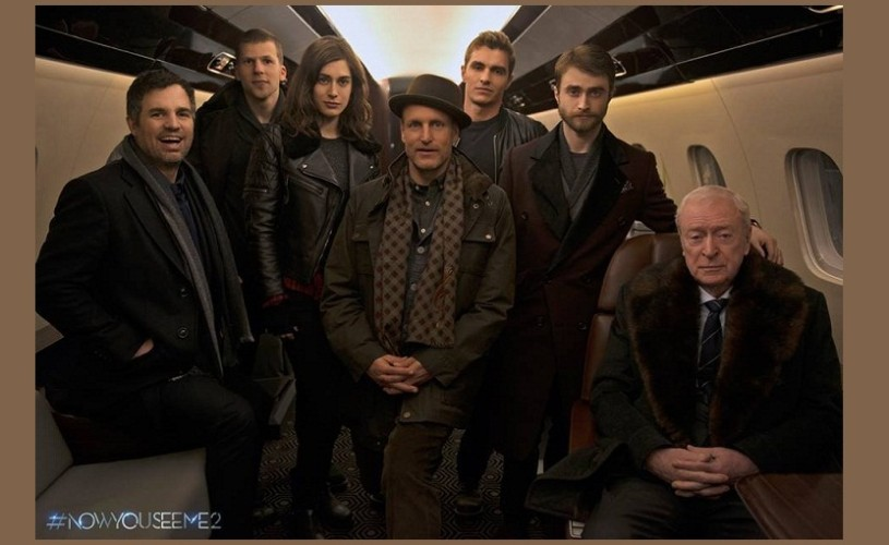 """,,Now You See Me 2: Jaful Perfect"""", în cinematografe"""