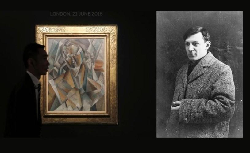 Pictură cubistă de Picasso, vândută cu 63,4 milioane de dolari