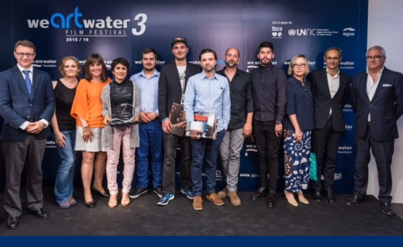 Premiile Festivalului de Film We Are Water, ediție a treia