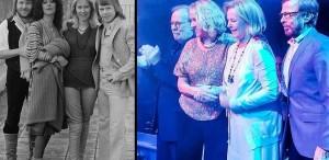 Abba, reunire la aniversarea de 50 de ani