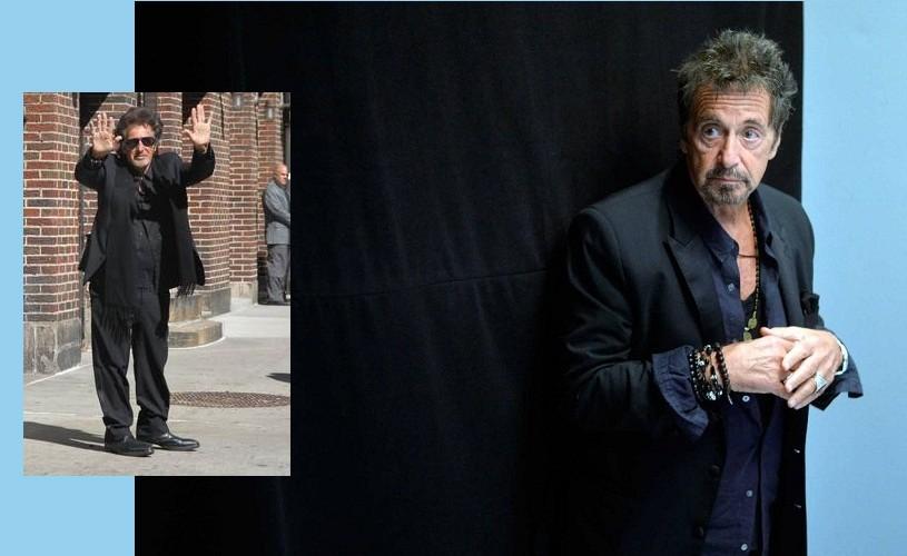 Al Pacino, onorat cu… Honors
