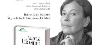 """Întâlnire cu Aurora Liiceanu și """"Biografia unei relaţii"""""""