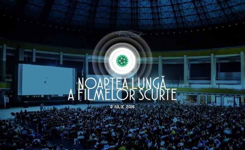 A 8-a ediție Noaptea Lunga a Filmelor Scurte are loc pe 2 iulie