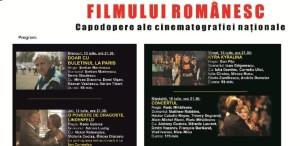Cinci seri de film românesc, la Ghimbav