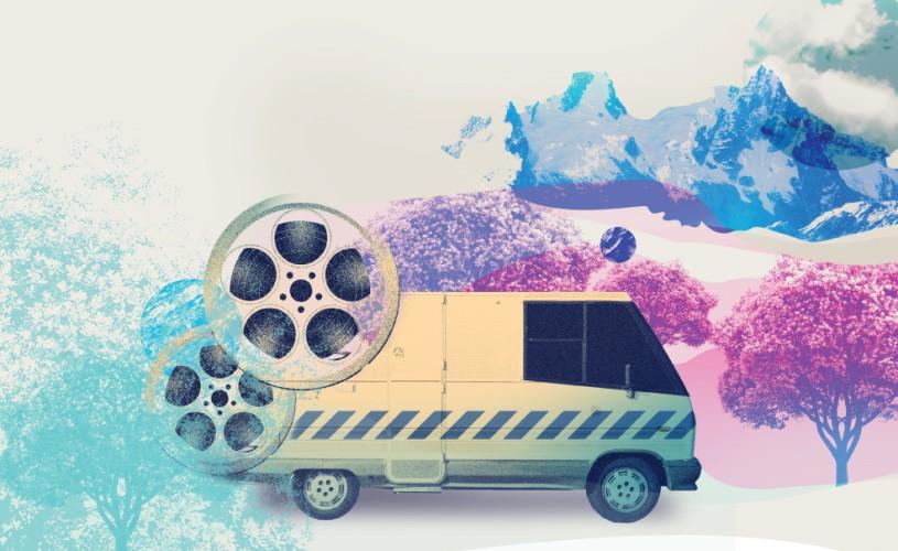 Caravana TIFF, gata de start. Traseul filmelor prin țară