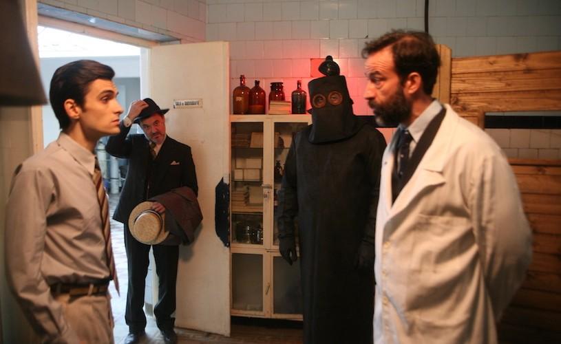 """INIMI CICATRIZATE"""" în cursă pentru """"Leopardul de aur"""" la Festivalul Internațional de Film de la Locarno"""