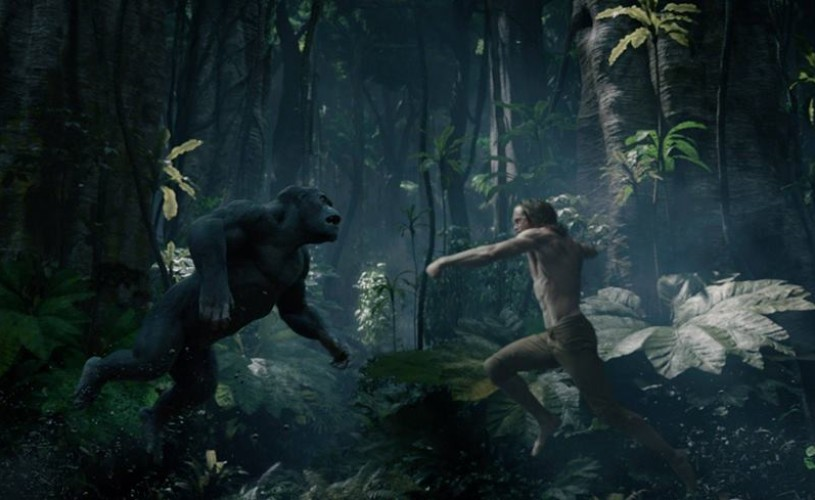 """,,Legenda lui Tarzan"""" a răsunat în fruntea box office-ului românesc"""