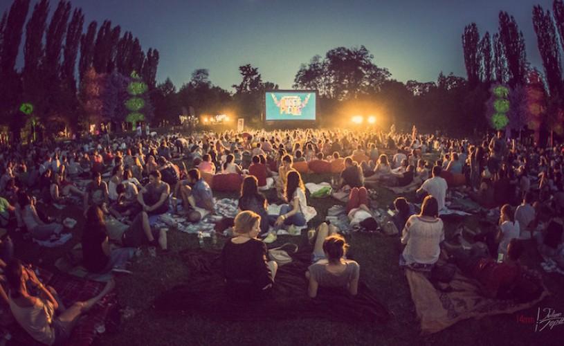 Marele Picnic ShortsUP, ediția 3: un weekend cu film și muzică sub cerul liber