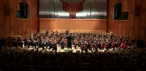 Carmina Burana, la Festivalului Internațional al Orchestrelor Radio