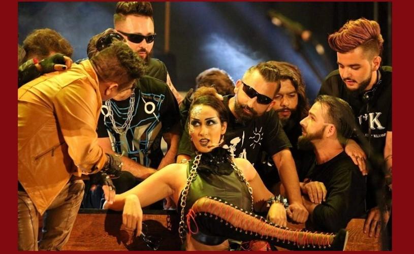 """""""Carmen – Rock Version"""", la Sala Palatului"""