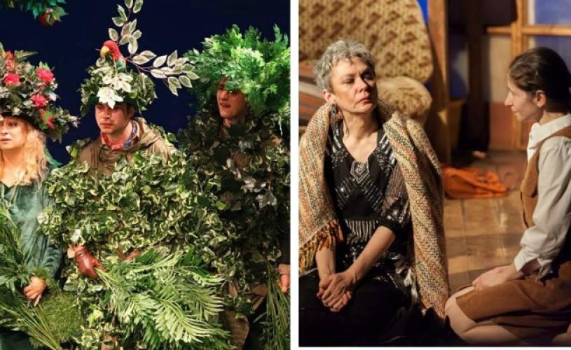 Două spectacole de la Teatrul Metropolis în FNT 2016