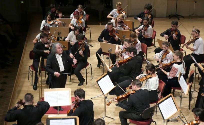 Romanian Sinfonietta la Vara Magică 2016 la Ateneul Român