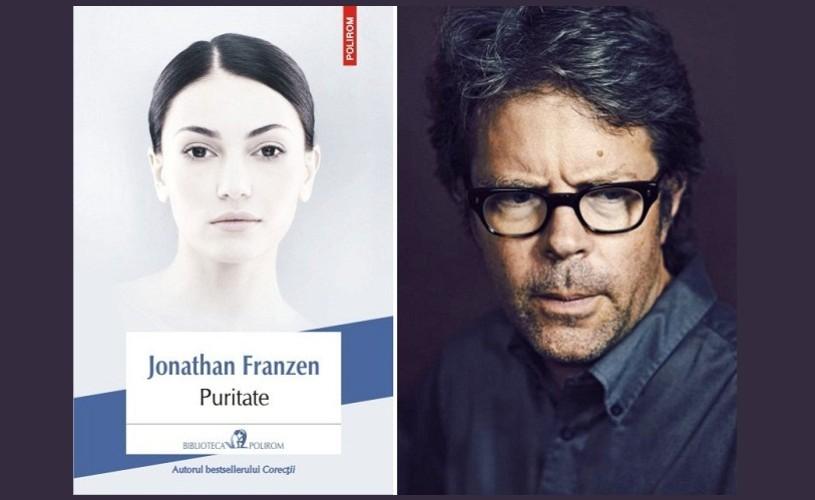 "Cartea verii: ""Puritate"", de Jonathan Franzen"