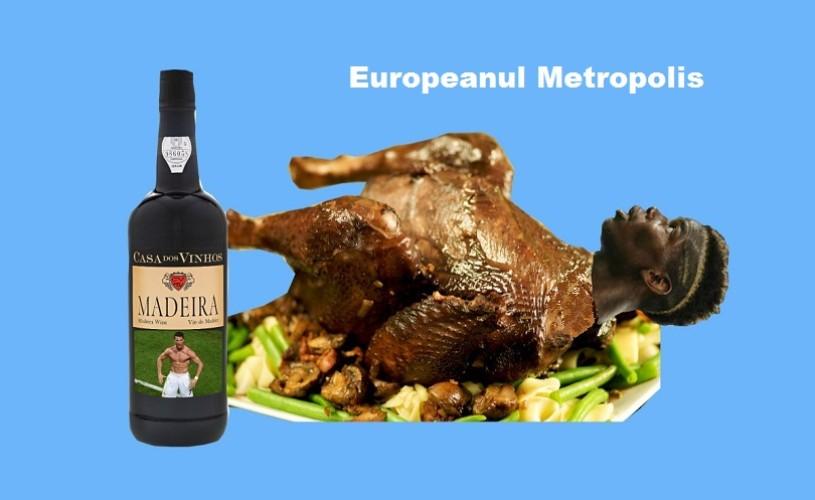 Coq au vin (de Madeira)