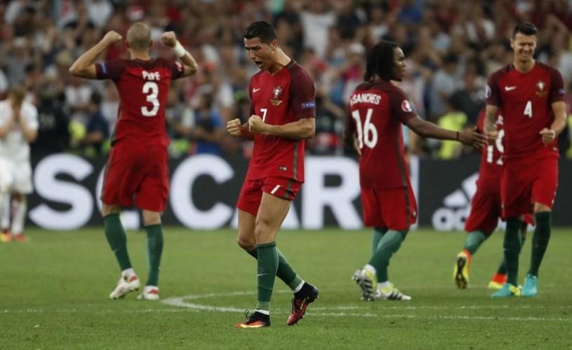 Coșmarul unei nopți de vară: Pepe jucând fotbal și Ronaldo recitând din Camoes