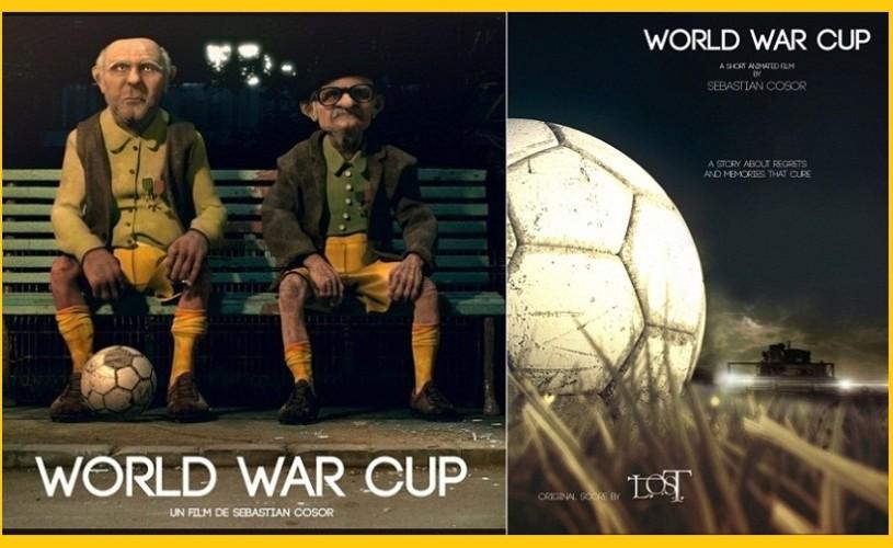 """S-a lansat trailerul oficial al animatiei """"World War Cup"""""""