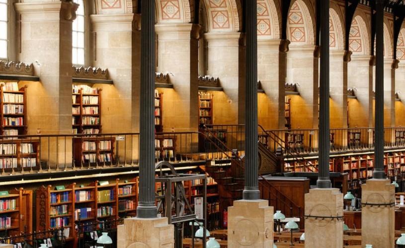 Bibliotecile şi europenii. STUDIU
