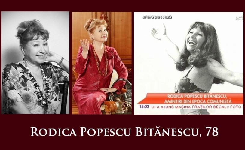 Rodica Popescu Bitănescu, 78