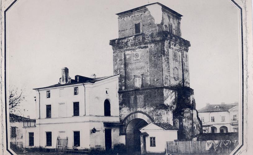 Turnul Colții – un simbol de altădată al Bucureștiului