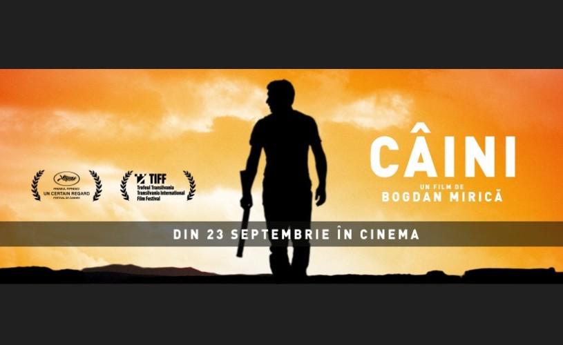 """""""Câini"""", cel mai așteptat thriller românesc al anului, are trailer oficial!"""