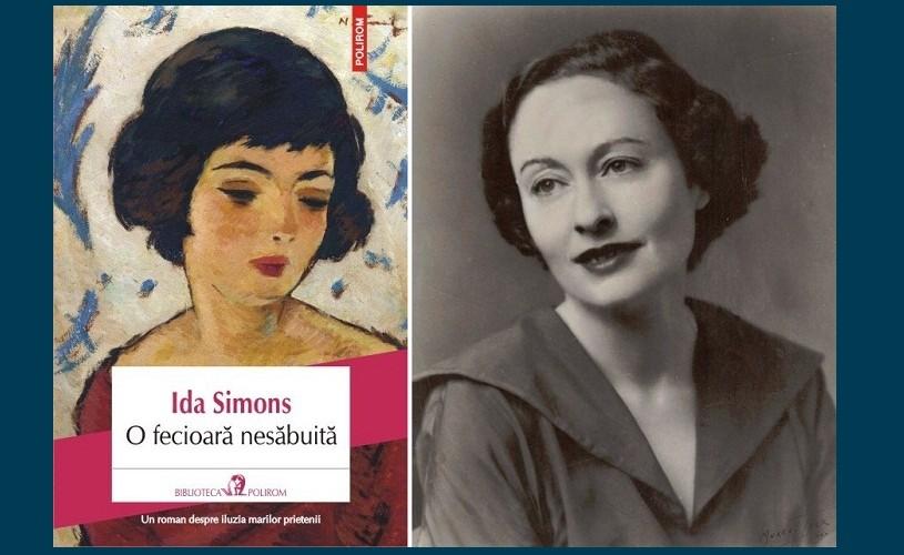 O fecioară nesăbuită, de Ida Simons, la Polirom